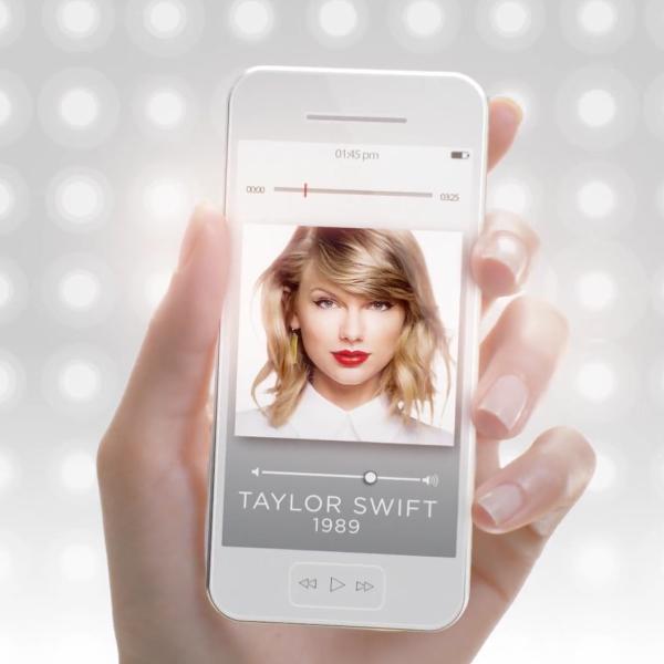 Subway Taylor Swift
