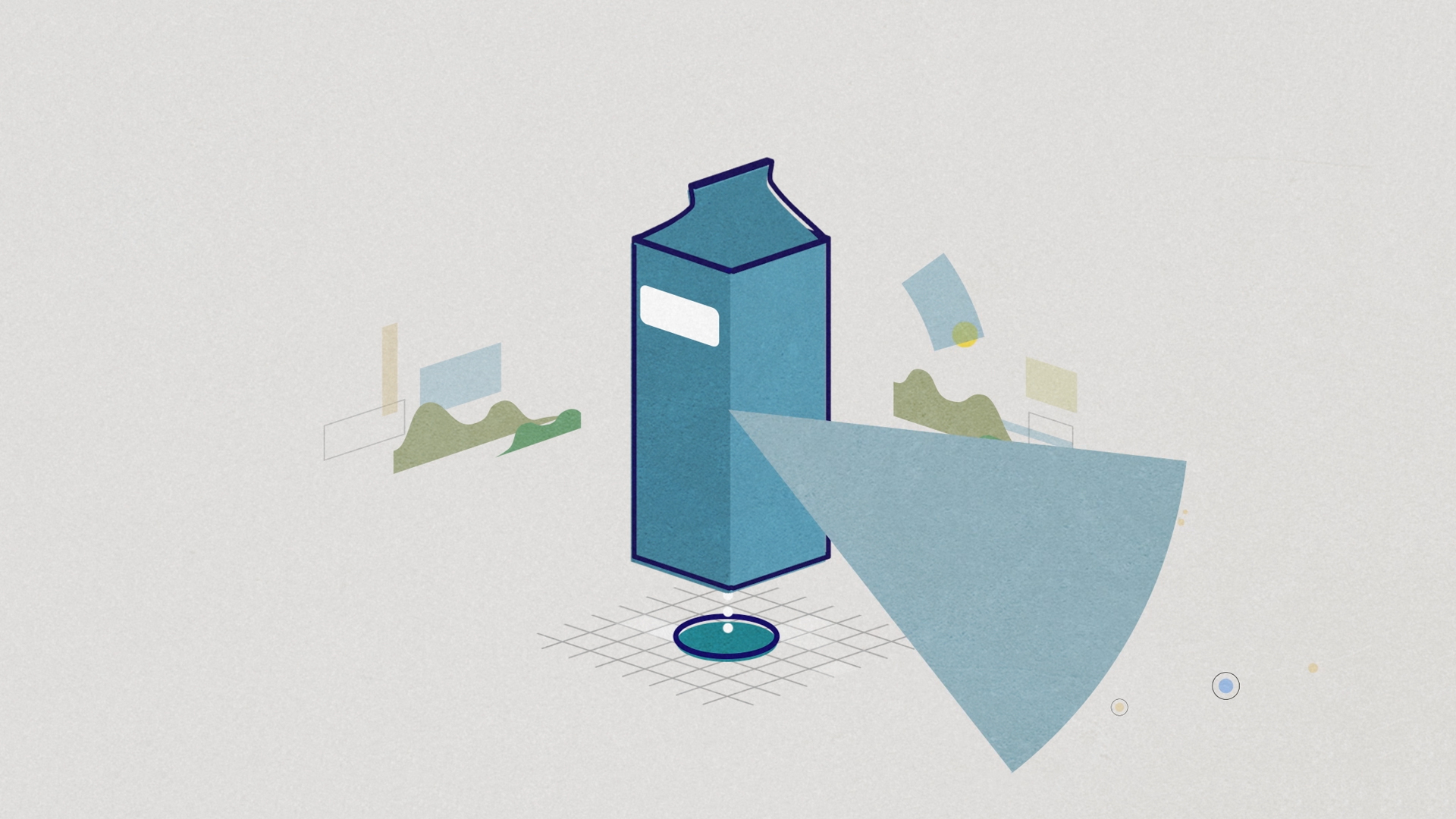 animation wastewater system energy