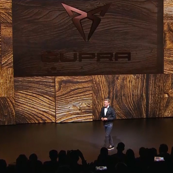 Cupra Launch Event