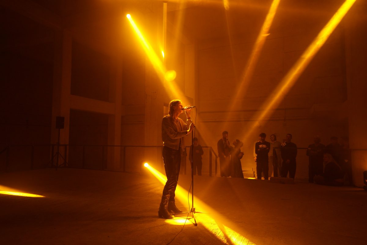 15 Seconds of Light